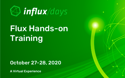 Join Us for Flux Training to Learn About IoT-Sensor-Enabled Pizza Making