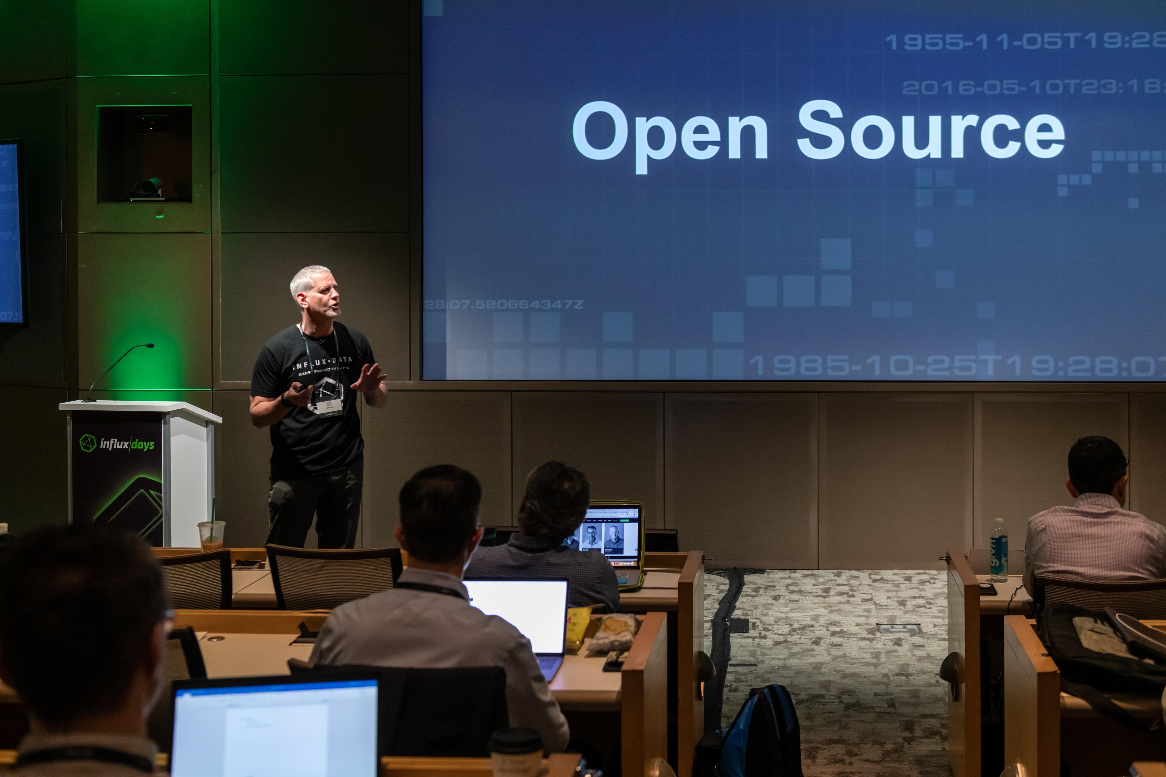 InfluxDays NYC 2019 InfluxDB Open Source