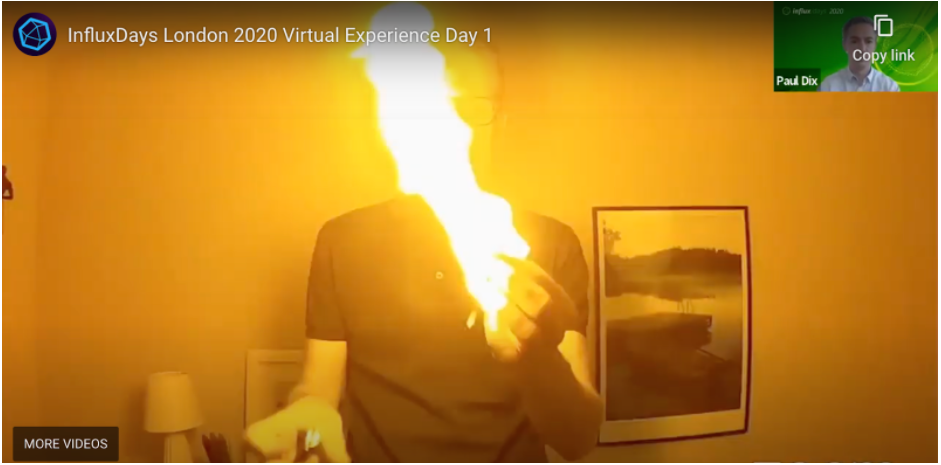 Save the Date: InfluxDays Virtual Experience is Coming Back November 10-11, 2020