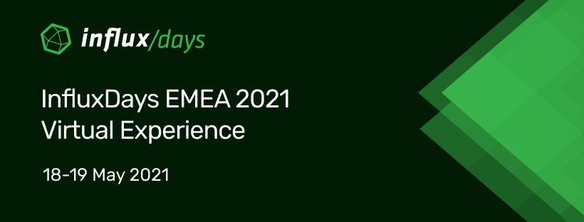 influxdays emea 2021